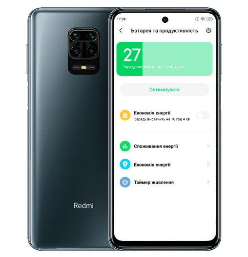 Redmi Note 9S - Обзор