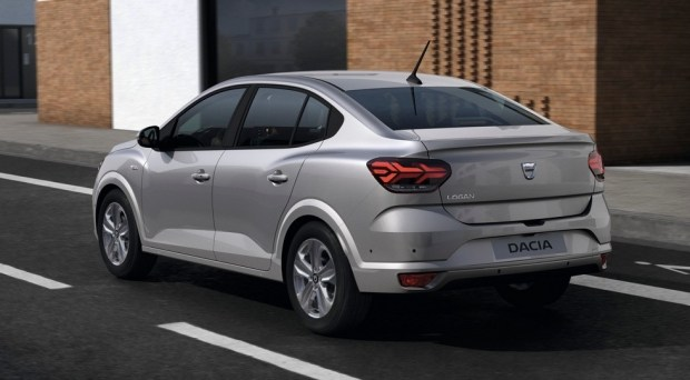 Dacia Logan нового поколения