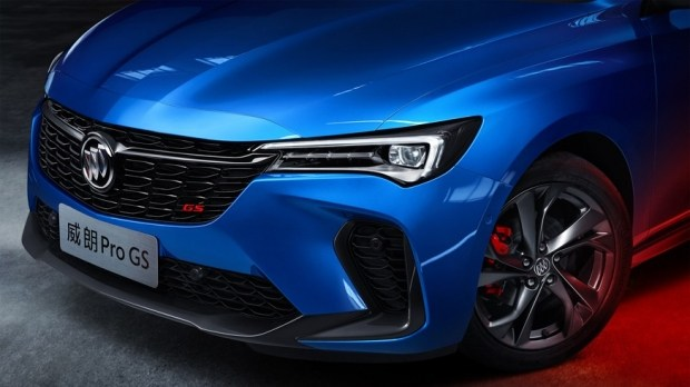 Buick Verano Pro (версия GS)